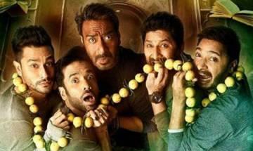 Golmaal Again box office collection day 10: Ajay Devgn-Parineeti Chopra starrer rakes in Rs 13.58 cr