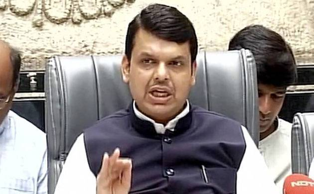 Maharashtra CM Fadnavis says Shiv Sena cannot play role of ruling party and opposition simultaneously