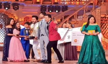 'Sa Re Ga Ma Pa L'il Champs' announced Shreyan and Abnail as winners