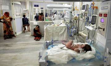 3 more children die in Ahmedabad civil hospital; death toll reaches 12