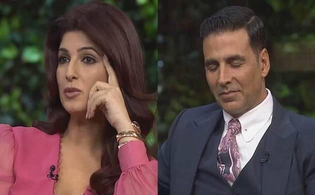 Twinkle Khanna backs husband Akshay Kumar's 'Laughter Challenge' controversy
