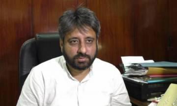 AAP revokes Amanatullah Khan's suspension, Kumar Vishwas fumes