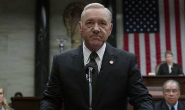 Netflix pulls plug on 'House Of Cards' amid Kevin Spacey claims