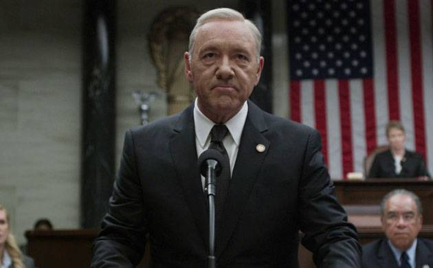 Netflix pulls plug on 'House Of Cards' amid Spacey claims