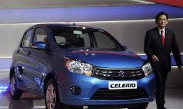 Maruti Suzuki India's October sales jump 9.5 per cent to 1,46,446 units