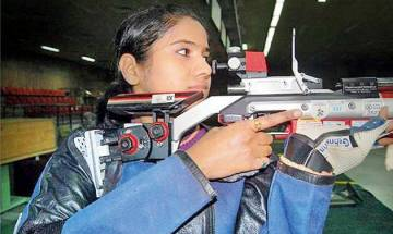 Commonwealth Shooting Championships: Pooja Ghatkar wins gold in 10m Air Rifle, male shooters sweep podium in 10m Air Pistol