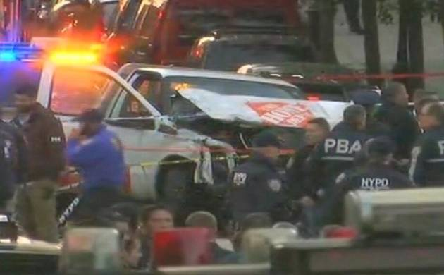 New York: 6 dead after car strikes pedestrians in lower Manhattan