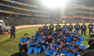 India break New Zealand jinx with T20I win in Ashish Nehra's farewell match