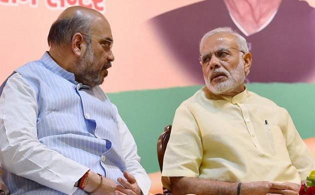 Will BJP break its culture by fielding Muslim candidates in Guj polls? (Image: PTI)