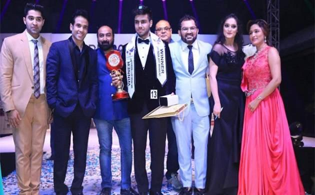 Delhi boy Gaurang Arora grabs Mr India Manhunt 2017 title