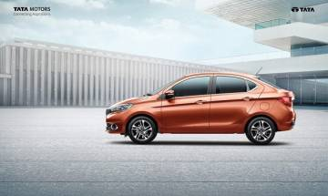 Tata launches Tigor AMT; check out price, features, specifications