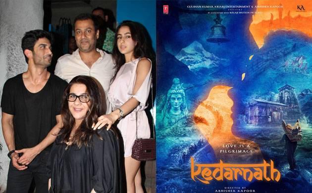 Kedarnath: Sushant Singh Rajput-Sara Ali Khan starrer gets postponed; here's why