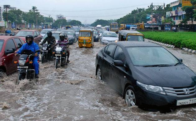 Heavy rains resume in Chennai after brief respite (PTI image)