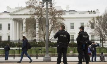 White House Alert: Man arrested for claiming he has dropped explosives in the area