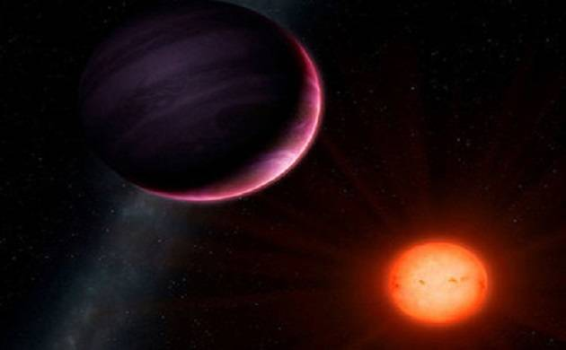 Gigantic 'Monster' planet NGTS-1b orbiting tiny star that challenges planetary formation theory, say scientists.