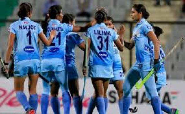 Indian Women's Hockey team - File Photo