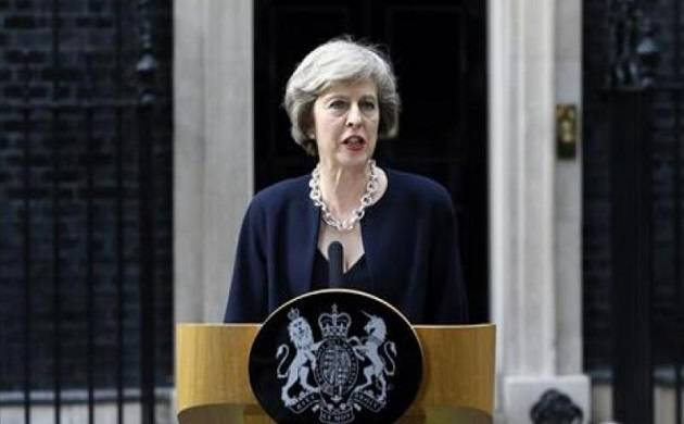 Prime Minister of Britain Theresa May (PTI file)