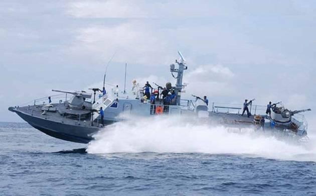 Sri Lankan Navy arrests eight Tamil Nadu fishermen