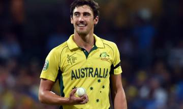 Mitchell Starc sends Ashes warning with hat-trick in Sheffield Shield match