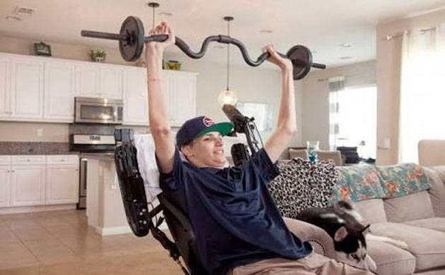 In a first, paralysed man treated with stem cells, regains upper body movement (Source: University of southern California)