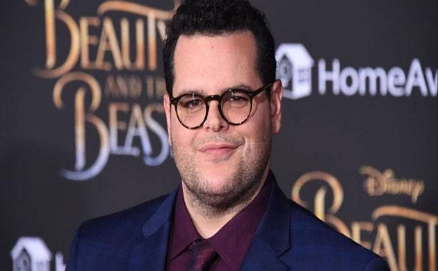 Comedian Josh Gad says he has a huge crush on co-star Judi Dench