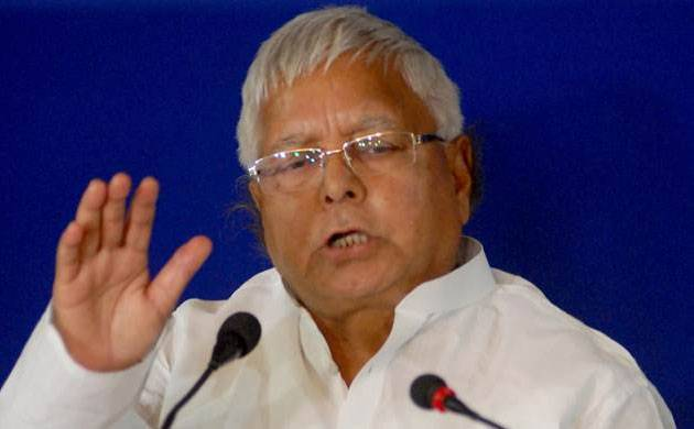 RJD supremo Lalu Yadav takes jibe at Nitish Kumar over private sector reservation remarks