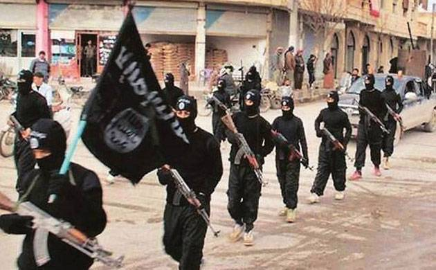 Madhya Pradesh Police arrests two persons for having alleged links with ISIS.