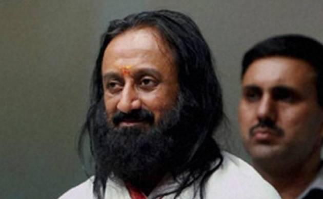 Spiritual leader Sri Sri Ravi Shankar (PTI file phto_