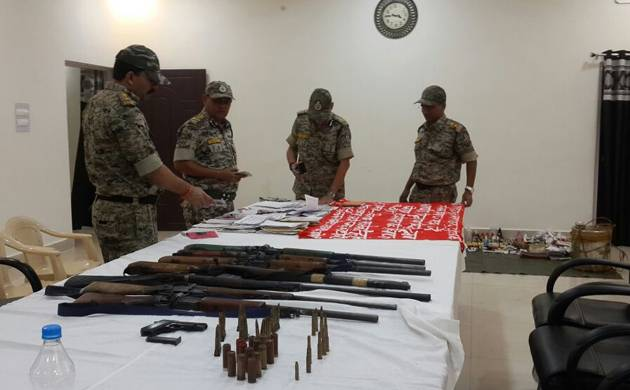 Chhattisgarh: Six Maoists killed by security forces in operation 'Prahaar 2', arms recovered