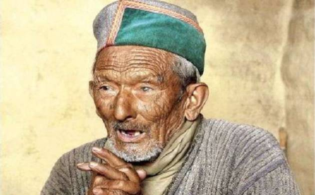 Himachal elections: Red carpet awaits Shyam Sharan Negi, the first voter of Independent India (PTI Photo)