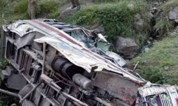24 killed, 69 injured as bus falls into ravine in Pakistan's Punjab province