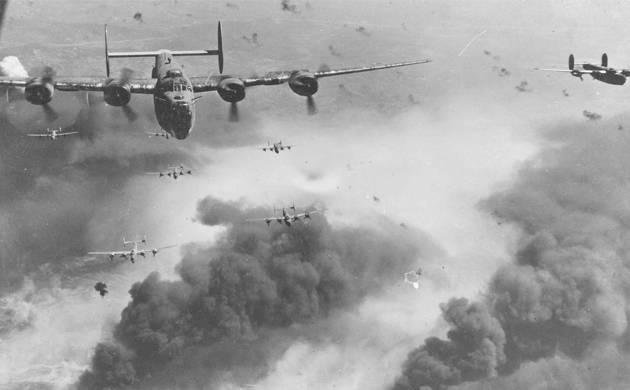 American Investigators in India looking for missing World War II airmen. (Representative Image)