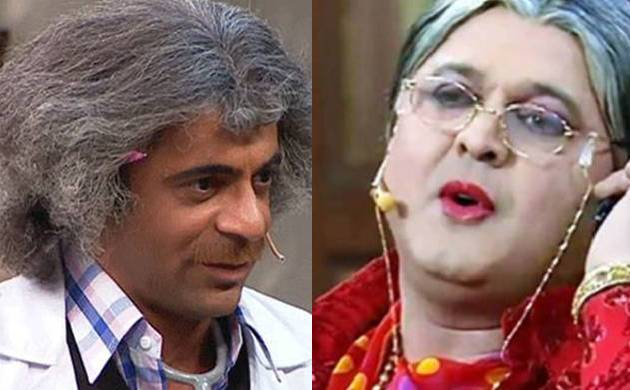 'The Kapil Sharma Show' actors Ali Asgar and Sunil Grover reunite