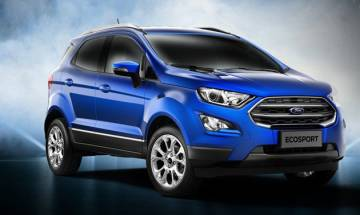New Ford EcoSport launched in India; Check out price, features