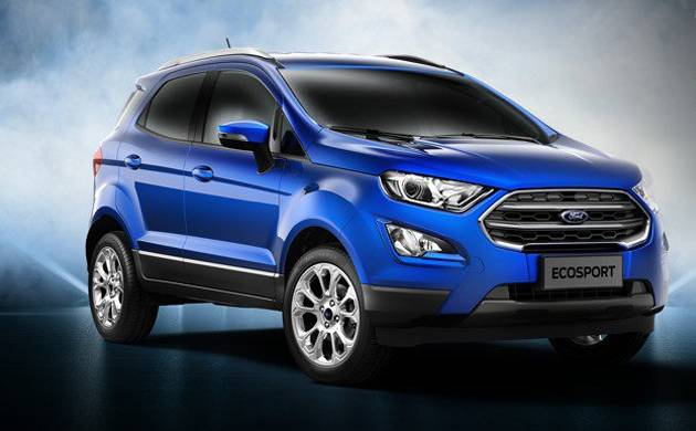 New Ford EcoSport launched in India; Check out price, features (Source: Ford India Twitter)