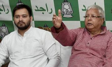 Lalu Yadav says Tejashwi Yadav could be RJD's chief ministerial candidate in upcoming elections