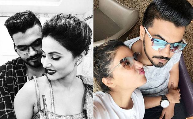 Bigg Boss 11: Hina Khan's KISSING video with beau Rock Jaiswal goes viral