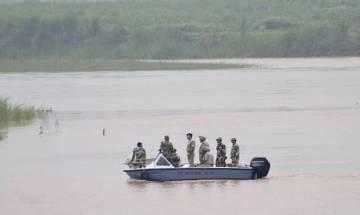 BSF arrests three Pakistani fishermen, seize five boats in Gujarat