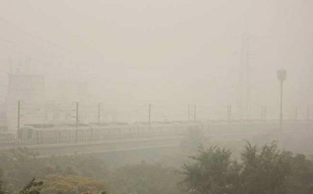 Smog has engulfed the city of Delhi since 4 days (Representational PTI image)