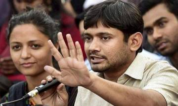 Lucknow lit fest withdrawn after protest for Kanhaiya Kumar's presence