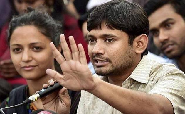 JNUSU leader Kanhaiya Kumar  (File photo-PTI)