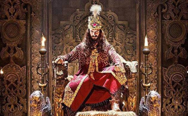 Padmavati: Ranveer Singh's look as Alauddin Khilji is the scariest of them all!