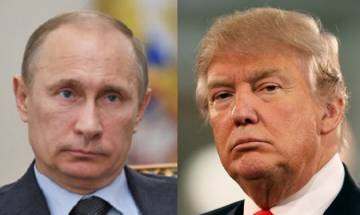 'No military solution' for war in Syria: Donald Trump, Vladimir Putin in joint statement