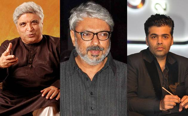 Padmavati controversy: Javed Akhtar, Karan Johar comes  out in support of Sanjay Leela Bhansali