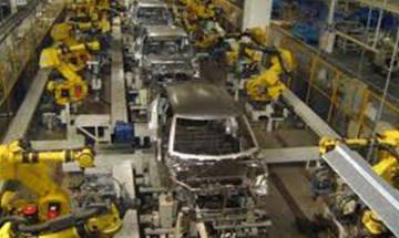 Index of Industrial production dips to 3.8 percent in September amid slowdown in manufacturing, consumer durables sector
