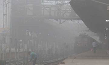 Smog menace: More than 70 trains affected, two cancelled
