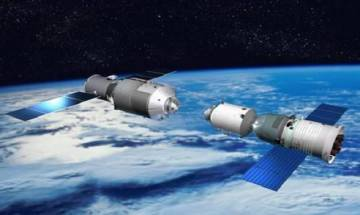 Tiangong-1: China's out of control space station could crash into Earth