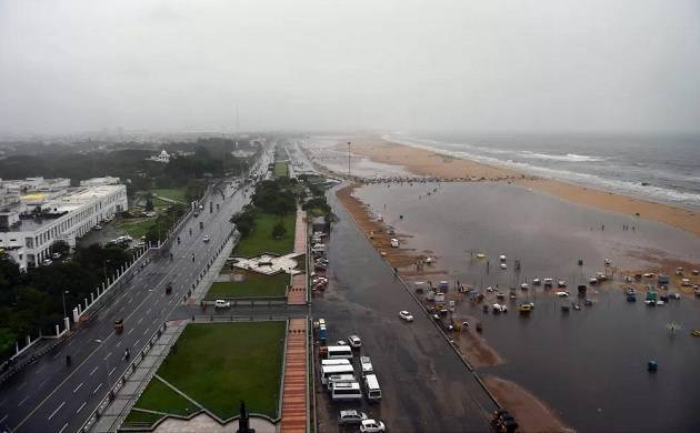 Met department predicts more rain for Chennai until Wednesday