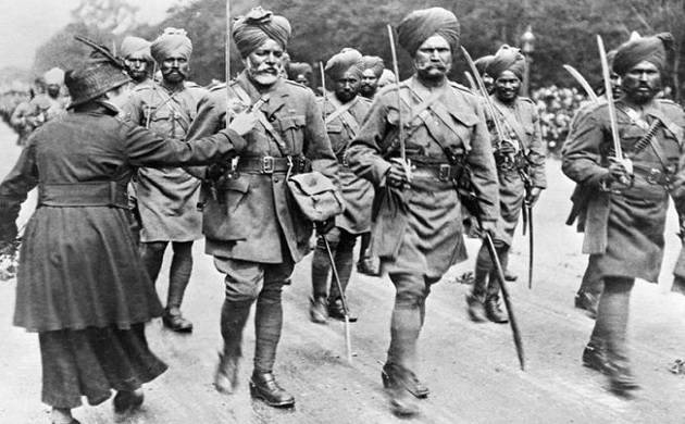 Burial ceremony of two Royal Garhwal Rifles soldiers killed in WW-I to be held in France today (IWM photo)