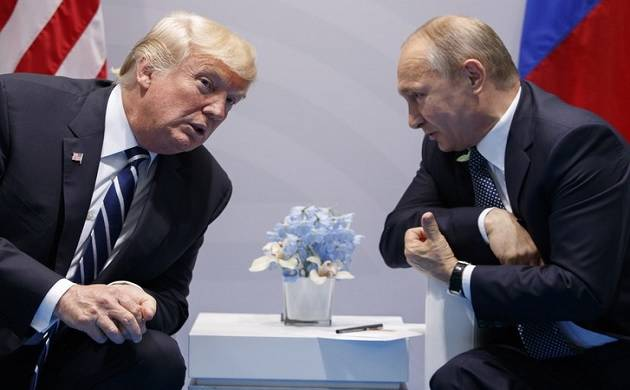 Putin feels insulted by 2016 US election meddling claim, says Trump